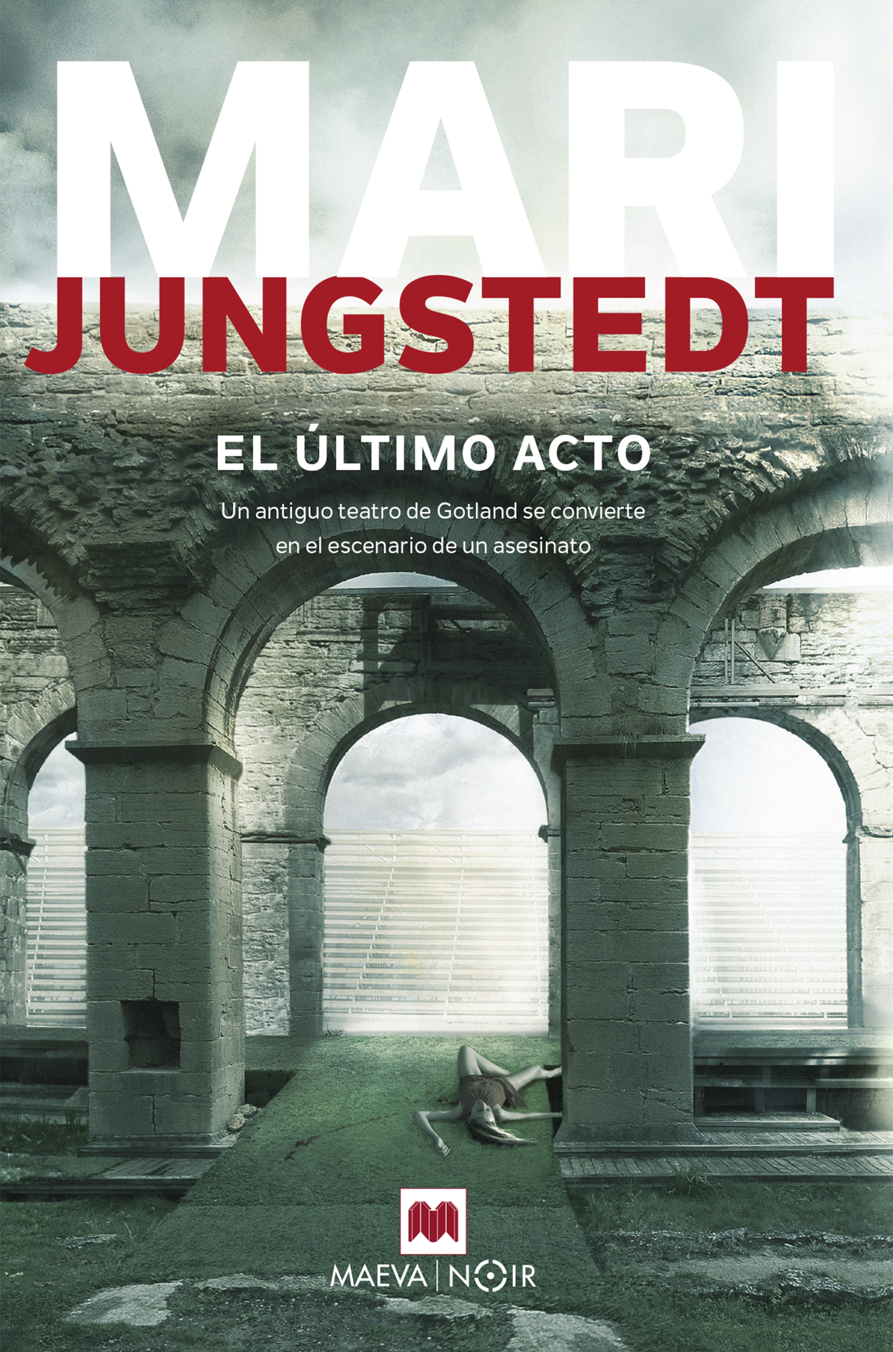 Resultat d'imatges de el ultimo acto jungstedt