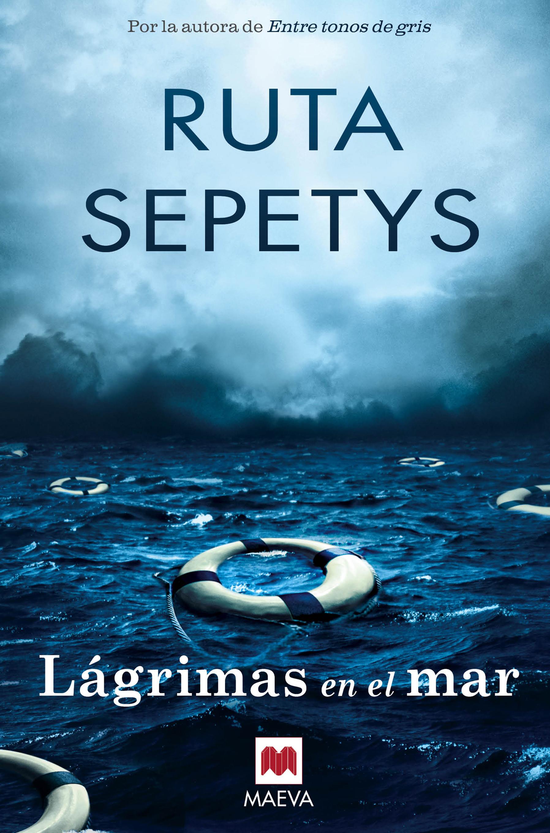 Ediciones Maeva - Éxitos literarios - Lágrimas en el mar