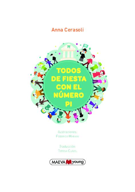 32519cc37 Ediciones Maeva - Para leer y aprender - Todos de fiesta con el ...