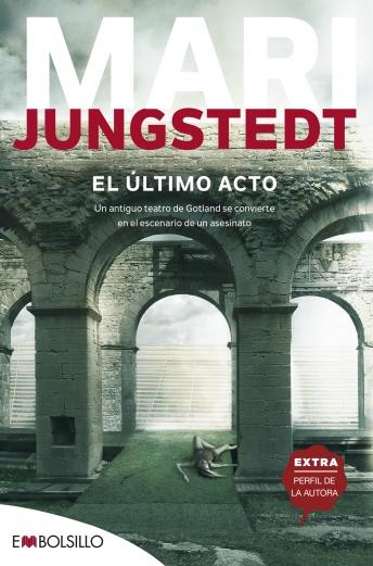 Resultado de imagen de reseña libro no estas sola mari jungstedt