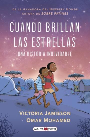 Novela gráfica Cuando brillan las estrellas +9