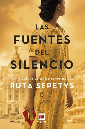 Ediciones Maeva - Grandes Novelas - Las fuentes del silencio