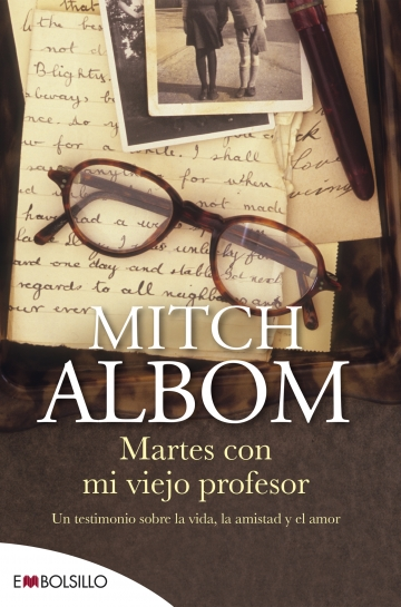 Ediciones Maeva - EMBOLSILLO - Martes con mi viejo profesor