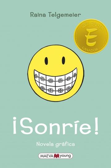 Novela gráfica Sonríe